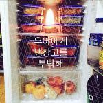 우야에게 냉장고를 부탁해