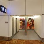 34_화장실은 어디에 있나요. (@ 인도 뉴델리공항)