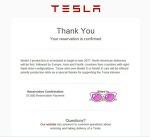 테슬라 모델3 예약과 차량인도날을 예측