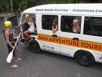 [발리여행]화이트 워터 래프팅(White Water Rafting)&코끼리 사파리 롯지