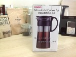 소규모 커피공장 - 하리오 냉침전용 커피팟(Mizudashi Coffee Pot)