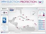 선거의 게이미피케이션 활용 - 젯블루(JetBlue) '선거보호(Election Protction)2012' -