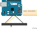 LabVIEW 로 Arduino UNO, DUE 사용하기 - Ethernet Shield 와 UDP 통신