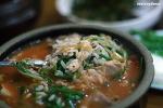 Pork Gukbap in Gimhae-si, Gyeongsangnam-do, Dwaeji-gukbap