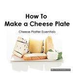 왕초보도 할 수있는 초간단 치즈 플래터 만들기