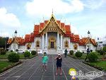 태국, 방콕 - Wat Benchamabopit(왓 벤차마보핏) - Marble Temple