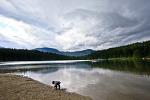 흐린 날의 추억 - 캐나다 휘슬러 Lost Lake