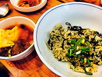 청계산 맛집 청계산 매봉 등산후 곤드레나물밥, 두부 전골, 콩비지찌개