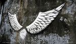 [스냅] 이화마을 벽화 날개