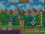 [Goblin Sword ] 보물상자 +  크리스탈 위치  : Great Forest 12-16   모바일 게임 공략