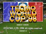 마메 게임 - 테크모 월드컵 98 (Tecmo World Cup 98)