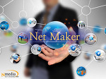 선거프로그램 NetMaker의 몇가지 특징