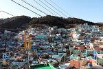 150212 - 내일로 3일차(감천문화마을, 비석문화마을, 광안리)