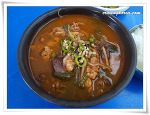 "Cow blood and skin mixed in a stew?! Chang-nyeong's famous ""Sugure Stew"""
