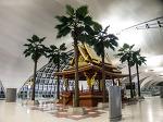 방콕 수완나품 공항에서