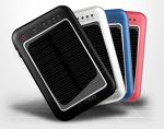 [스마트폰 보조배터리 추천]태양광 보조배터리, SC700u plus