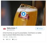 Stella Artois 의 모바일 동영상차별화 전략