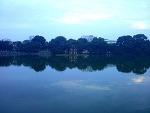 베트남, 하노이(Hanoi) - 호안키엠호수(還劍湖, Hoan Kiem Lake)