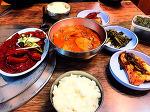 공덕역 맛집 마포 굴다리식당 김치찌개