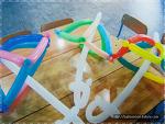 풍선아트-우산만들기