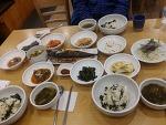 일산 애니콜 정선곤드레밥집