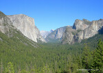 Yosemite National Park - Yosemite Valley