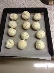 마담쏘표 공룡알빵(깨찰빵) 만들기