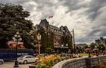 Fairmont Empress 호텔 - 캐나다 빅토리아 렌트카 여행