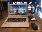 [리뷰] 에이수스 젠북 UX305FA QHD+ 고해상도 노트북 -고해상도 슬림 노트북 아니면 쓰지 않는다고 전해라~ - ASUS Zenbook UX305FA with QHD+