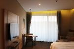 제주도 히든클리프 호텔 객실 & 석식