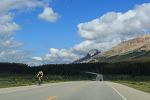 자전거 여행 - 캐나다 록키