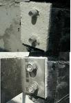 4.스텐레스 재질의 브라켓 사용과 열교차단재 설치 -패시브하우스 창호 시공의 ABC를 말하다! (4)