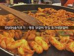 [와9와9 솔직후기] 명동 닭갈비 맛집 유가네닭갈비