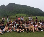 Jeju travel Mr.Dee/ Summer camp with students from Yosei Uni