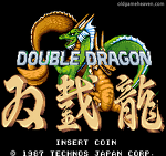 마메 게임 - 더블 드래곤(Double Dragon) / 쌍절룡 / 쌍용권