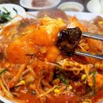 영등포 구청 역 맛집 마산아구찜 항상 줄서는 맛집