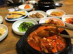 마포역 맛집 가정식 백반 닭도리탕