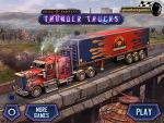 스킬 3D 파킹 썬터 트럭, Skill 3D Parking Thunder Trucks 주차게임