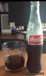 멕시코산 사탕수수 코카콜라