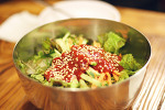 Tteok galbi  & Noodles with Kimchi - Nunnamu Jip in Samcheongdong