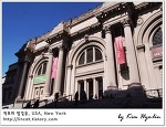 [적묘의 뉴욕]메트로폴리탄 미술관 관람기, 한국어 안내서 The Metropolitan Museum of Art, The Met