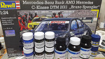 revell 1/24 mercedes-benz bank amg 2011
