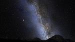 안드로메다 은하와 우리 은하의 충돌 시뮬레이션