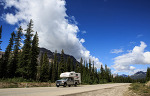 Icefield Parkway - 캐나다 록키 렌트카 여행