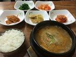 마포동 맛집 강변한신코아 산골집 식당