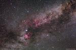 백조자리와 은하수 (Cygnus and Milky Way)