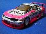 NISMO CLARION GT-R LM ``95 Lemans Contender