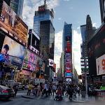오랜만에 뉴욕, 짧은 출장.