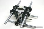 페이스트 3D 프린터 제작: 4.XY캐리지 및 프린팅베드 조립