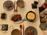 노르웨이 일상 : 소고기뭇국, 불토🔥 후 의문점과 함께 일요일 순삭